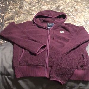 AE fleece jacket